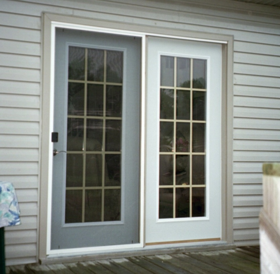 Johnson patio door for External patio doors