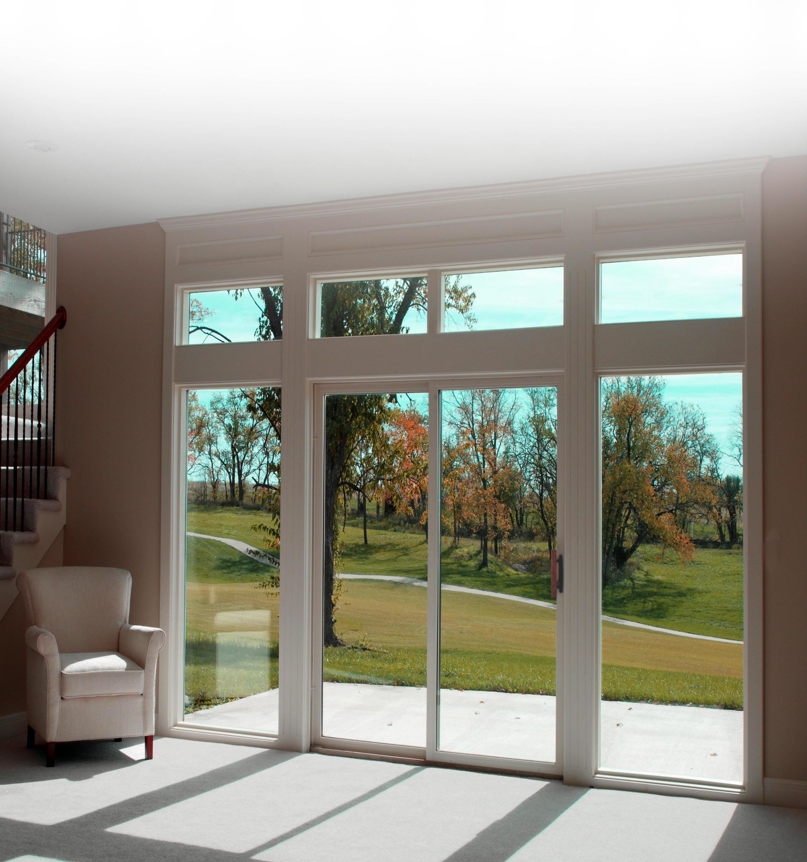 Double French Patio Doors 2818 x 3008